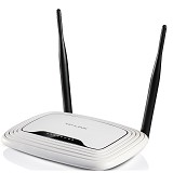 TP-LINK Wireless-N Router [TL-WR841N] - Router Consumer Wireless